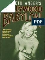 Anger, Kenneth - Hollywood Babylon I