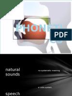 Phonetics Report 1-10-15