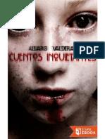 Cuentos Inquietantes - Alvaro Valderas