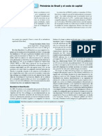 Caso Petrobras y El Costo de Capital