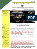 Newsletter Jan 19