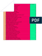 Tablas Excel