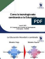 Como la tecnologia esta cambiando la educ (Alonso Guerrero).pdf
