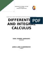 Problems in Calculus