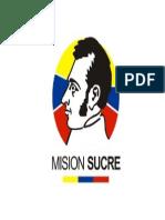 Misicion Sucre