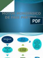 Motor de Fase Partida