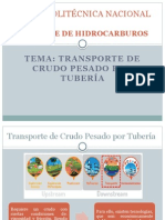 Transporte Crudo Pesado Final