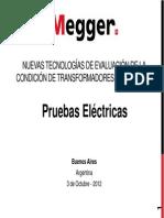 2_Pruebas_Electricas. Nuevas Tecnologia Para La Evaluacion de La Condicion de Transformadores de Potencia