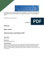 Sugar Annual Jakarta Indonesia 4-14-2012