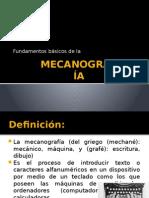 Mecanografía (Bases)