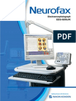 Neurofax EEG 9200K Brochure