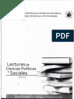 La Acción Social Proceso Estructura y Sistema Lecturas CCH