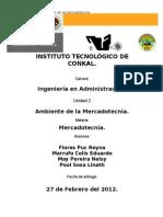 Micro y Macro Ambiente Del MKT
