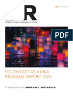 South East Asia M&a 2014 Report
