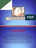 Aulas Hospitalarias en el Subsistema de Educacion Especial. Venezuela