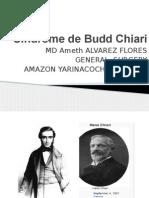 SINDROME Budd Chiari