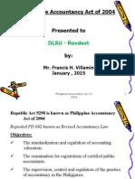 -RA 9298 - Powerpoint Presentation