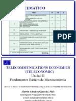 Unidad II - FUndamentos Basicos de Microeconomia S1