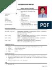CV Arsyil Hendra Saputra 2015