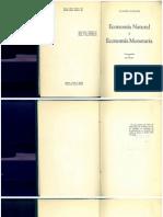 Alfons Dopsch-Economía natural y economía monetaria