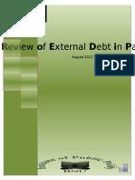 Review of Pakistan External Debt(Final)()