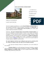 Por Qué Se Construyen Tantas Casas de Madera en Estados Unidos