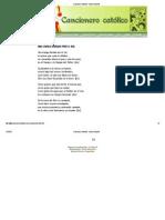Cancionero Católico - Indice Completo
