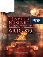 La Gran Aventura de Los Griegos - Javier Negrete