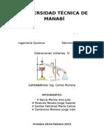 OOUU IV Destilacion de Mezclas Multicomponente