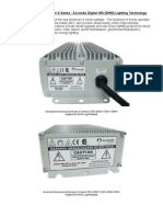 Introducing New GloGreen S Series - Accendo Digital HID (DHID) Lighting Technology