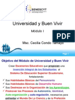 Universidad y Buen Vivir 1 1