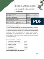 SUA Creación de Empresas I UNAM