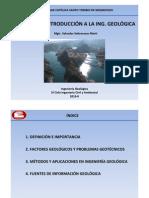 Unidad01(i). Introducción a La Ing. Geología