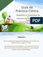 Guía de Práctica Clínica IVU