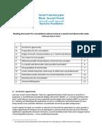 NIF Australia Briefing Document