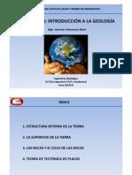 Unidad01(III). Introducción a La Geología