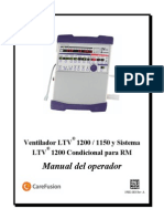 LTV 1200 Op Manual ES