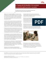 Comunicado -Capacitación a OSC's Salud Mental