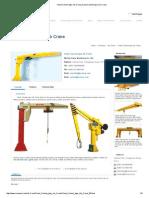 Fixed Column-type Jib Crane_Fixed Column-type Jib Crane