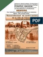 Memoire Tebessa