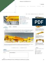 Metallurgical Crane Metallurgical Crane