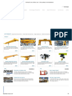 Overhead Crane _ Gantry Crane - China Leading Crane Manufacturer