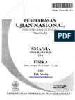 Pembahasan Soal UN Fisika SMA 2014 Paket 2 (Full Version)