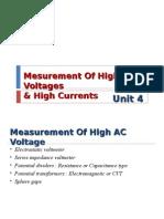 Unit IV Ac Measurements