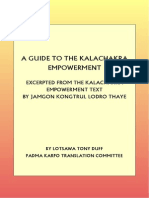 A Guide to the Kalachakra Empowerment