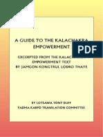 A Guide to the Kalachakra Empowerment