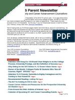 Winter 2015 UC Newsletter PDF