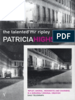 Highsmith Patricia-Talented Mr Ripley The