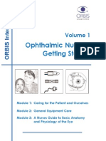 Ophthalmic Nursing - Getting Started