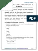 Soal Dan Pembahasan Trigonometri Sudut Berelasi Kuadran i